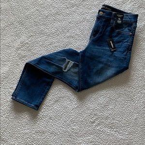 Express super skinny jeans